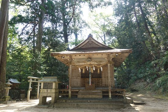 Higashii Shrine