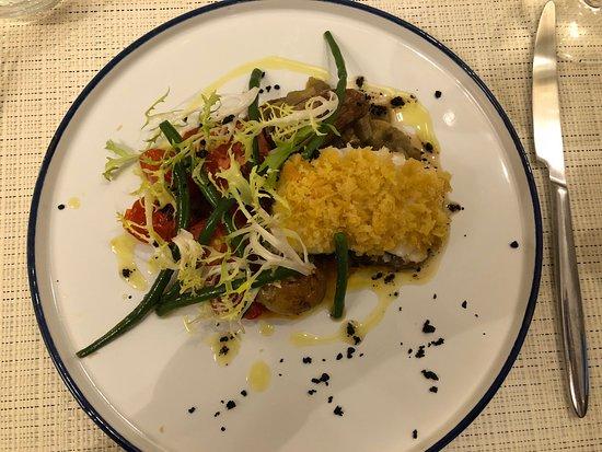 Comme Chez Soi Restaurant: Le cod délicieux