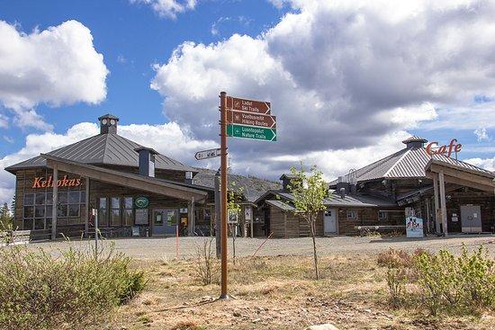 Yllastunturi Visitor Centre Kellokas