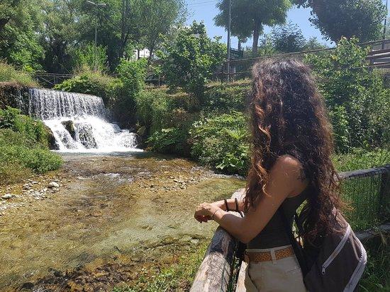 Caposele, Itália: Valle del Sele