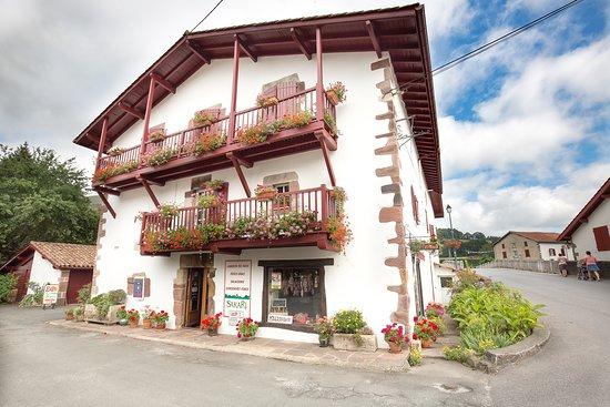Saint-Etienne-de-Baigorry照片