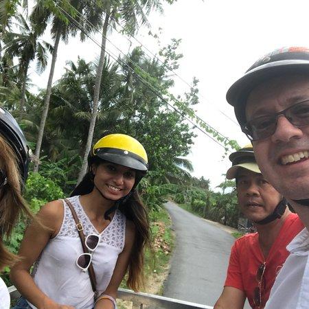 胡志明市的湄公河三角洲探索小团体内河巡游探险之旅照片