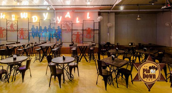 interior decoration of restaurant(PinMeDown) - Picture of Barbeque ...
