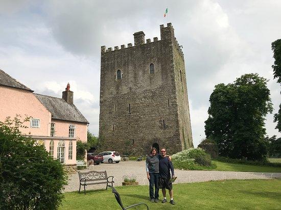 Borris-in-Ossory, Irlandia: Ballaghmore Castle