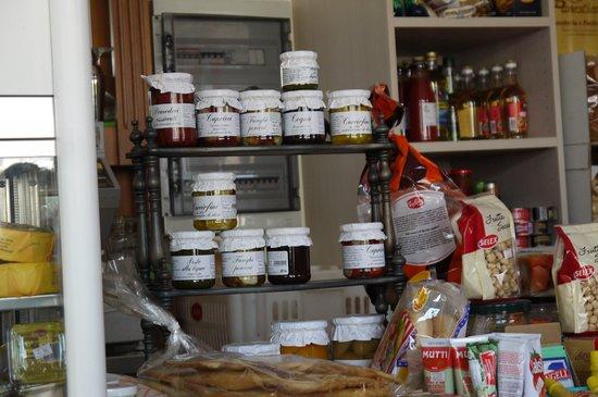Merana, Italien: De overheerlijke lokale producten