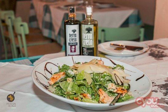 PRASSIN ALOGA, Rethymnon - Restaurant Reviews, Photos & Phone ...