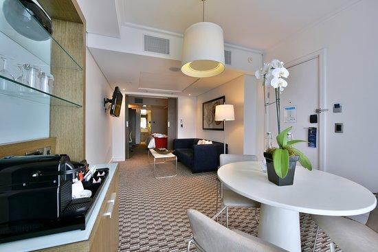 Radisson Blu Gautrain Hotel: Radisson Blu Gautrain - Junior Suite