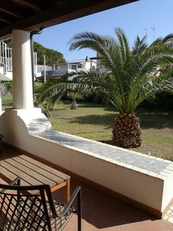 Hotel Garden - Aeolian Charme: vista giardino