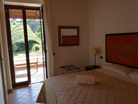 Hotel Garden - Aeolian Charme: dalla stanza