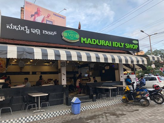 Image result for Madurai Idly Shop