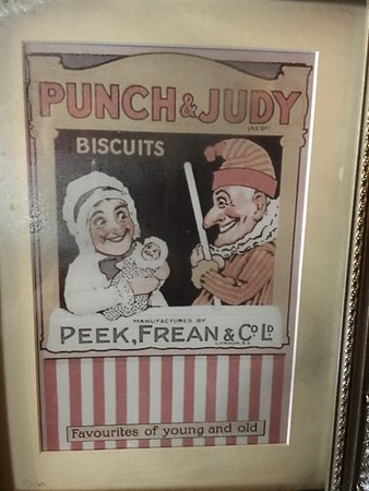 Great history - be sure to read the story of Punch & Judy