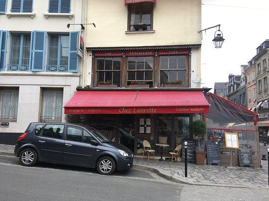 Restaurant Chez Laurette Honfleur