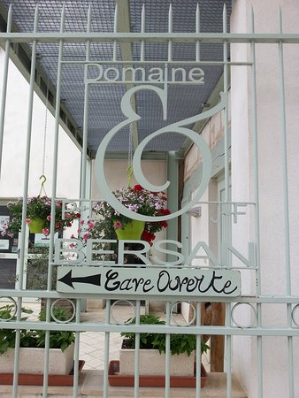 Saint-Bris-le-Vineux, France: Domaine BERSAN