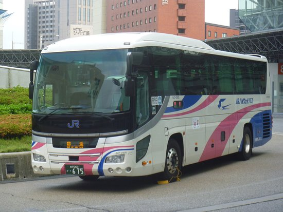 West Japan JR Bus