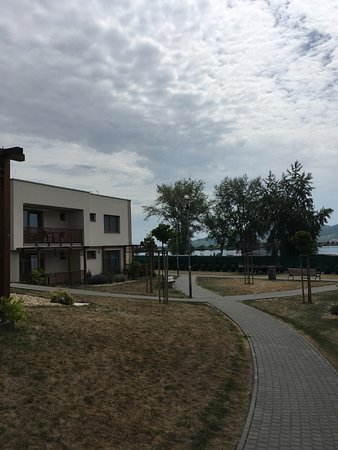 Pasohlavky, Czech Republic: Hotelový areál