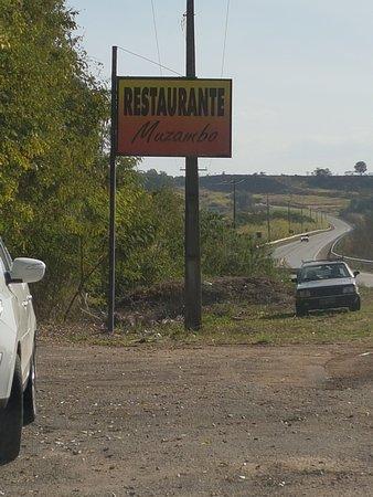 Alfenas, MG : Restaurante de estrada = excelente!