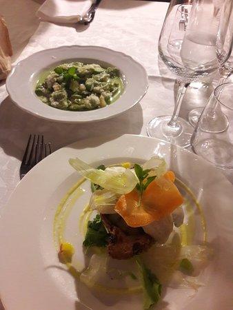 Miasino, Italy: Qualità elevata, gusto e impiattamento impeccabile