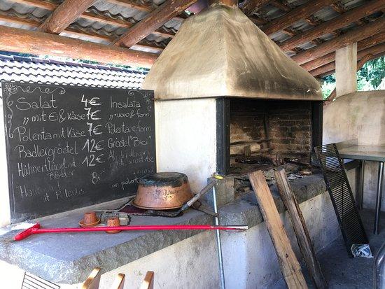 Ofen Hinter Dem Haus Picture Of Bios Campodazzo Tripadvisor
