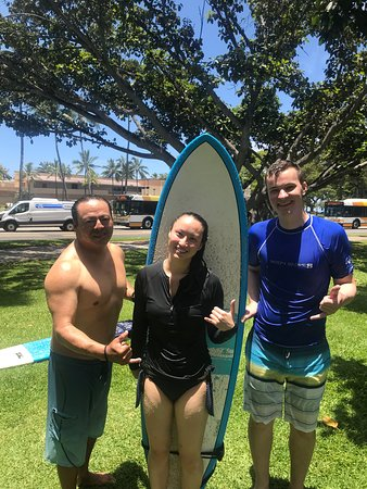 Hook up surfing honolulu
