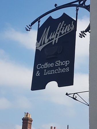 East Hoathly, UK: Muffins Cafe