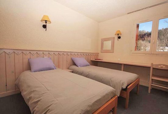 Bellefontaine, France: Chambre 2 personnes - lits simples