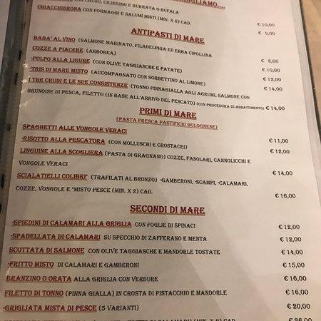 Colibrì Mar Ristorante Pizzeria Φωτογραφία