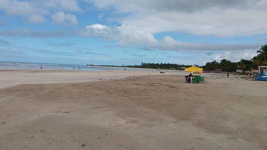 State of Alagoas: Praia tranquila