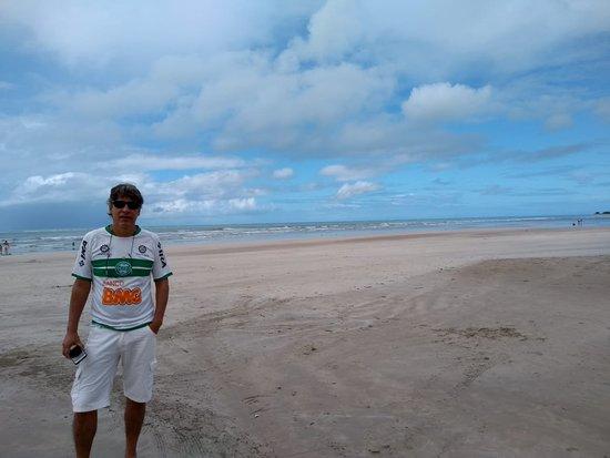 State of Alagoas: Praia deserta
