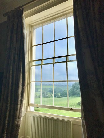 Sellack, UK: View from room 5