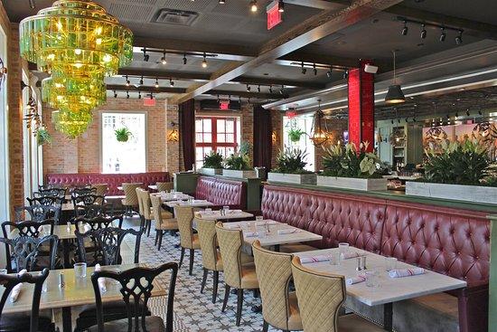 Mia S Italian Kitchen First Floor Dining Room