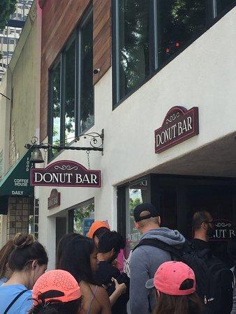Donut Bar Photo