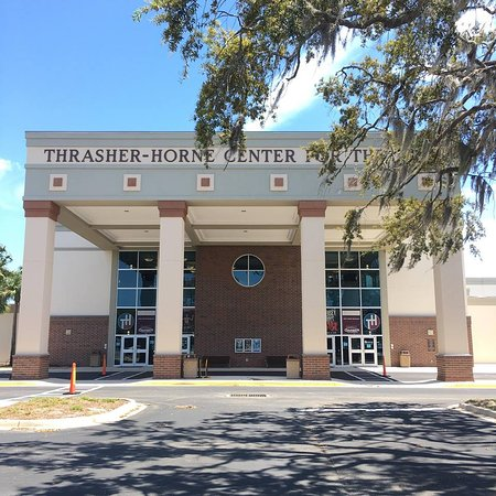 ‪Thrasher-Horne Center‬