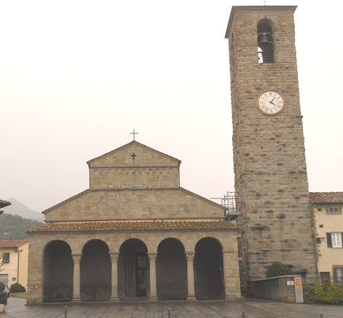 Parish Church of Saint Peter at Pitiana