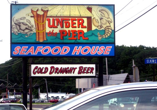Under The Pier Levittown Menu Prices Restaurant Reviews Tripadvisor