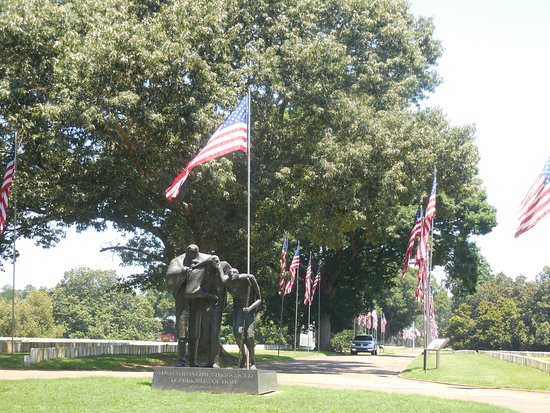 Andersonville National Historic Site and National Prisoner of War Museum照片