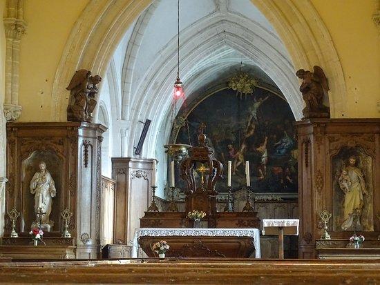 Eglise Saint Medard et Saint Gildard
