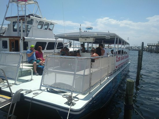 SunVenture Cruises: SunVenture Cruise to Crab Island