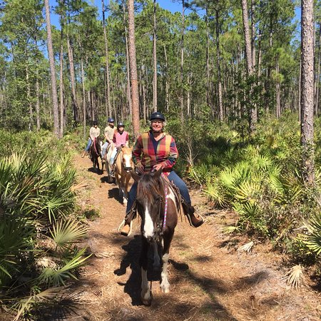 Orange Blossom Trail Rides