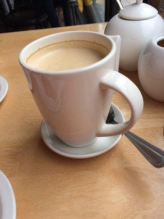 Beckett's coffee shop: Great coffee