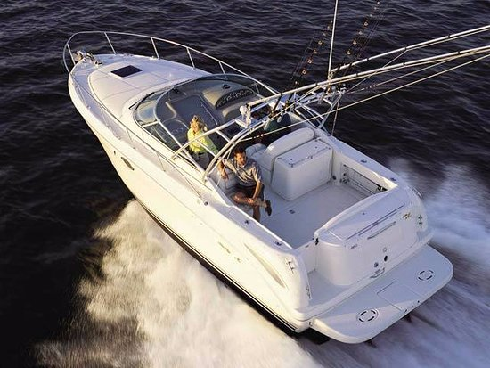 Puerto Banus, Spain: Sea Ray 290 Amberjack
