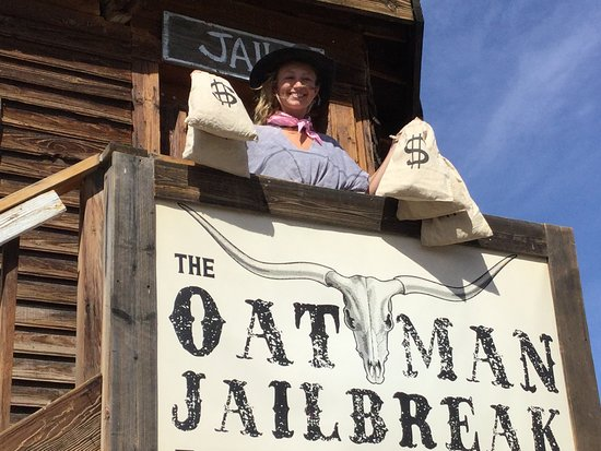 The Oatman Jailbreak