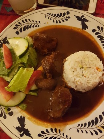 Restaurant Belil: Comida típica chiapaneca. Muy buena.$$$