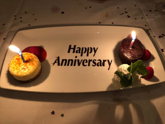 The Capital Grille: Anniversary Dinner