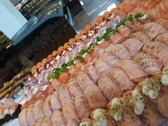 Padaria São Benedito: Sushi