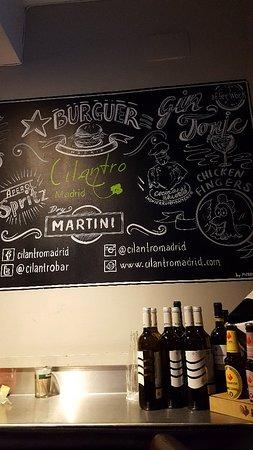 La Esquina de Chamberí: Great restaurant and bar