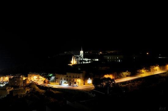 Grand Hotel Gozo: Vacker belysning