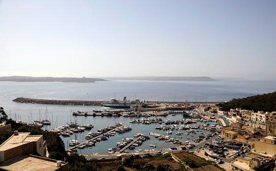 Grand Hotel Gozo: Utsikt från taket