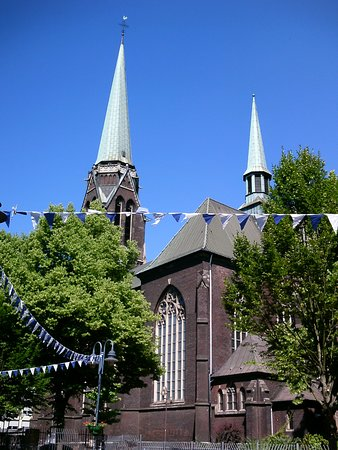 Kirche duisburg meiderich katholische St. Matthias