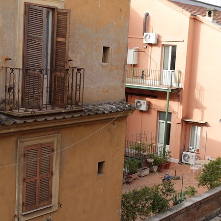 Residenza dell'Olmata: Photos prises en avril 2018