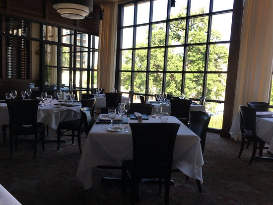 Upstairs Dining Room Truluck S Uptown Dallas Picture Of
